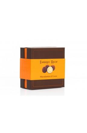 Macadamias al Cacao 250g caja con faja