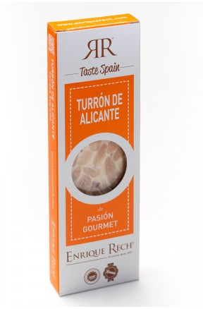 Turrón Alicante Mini-gourmet 100 g envase