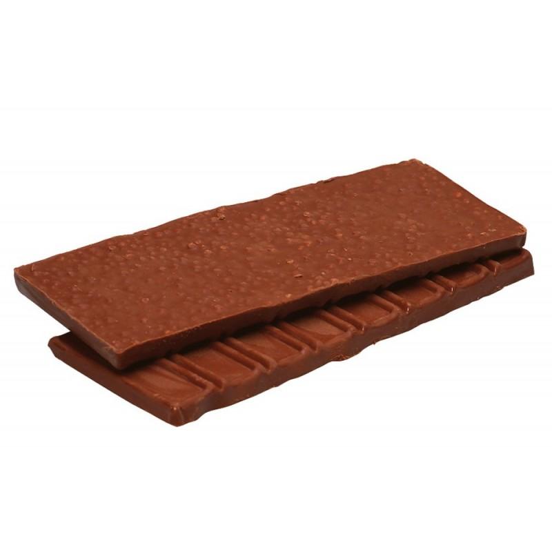 Turrón de Chocolate Crujiente 200g producto