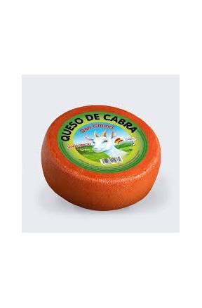 Queso Cabra Semicurado DON ISMAEL Entero (3,2 kg. aprox.) producto