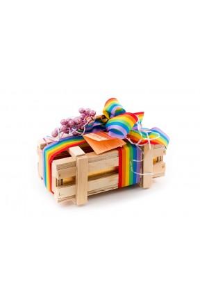 Bombones Pride Collection 250g caja con lazo LGTB