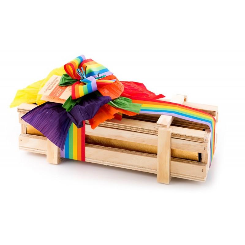 Bombones Pride Collection 500g caja con lazo LGTB