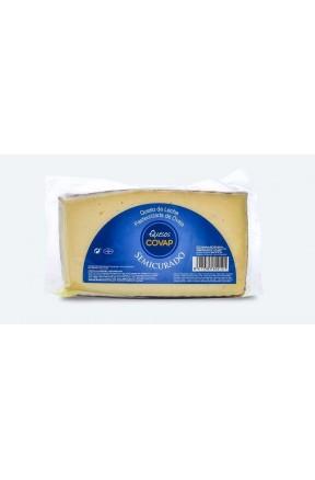 Queso Oveja Semicurado COVAP Medio (1,5 kg. aprox.) envasado