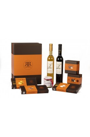 Lote Gourmet Luxury Box dulce productos