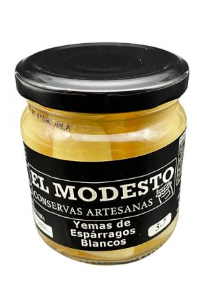Yemas Espárragos El Modesto 6/8 T/C 180 gr envase