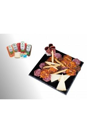 Pack Ibéricos Gourmet Enrique Rech sugerencia de presentación