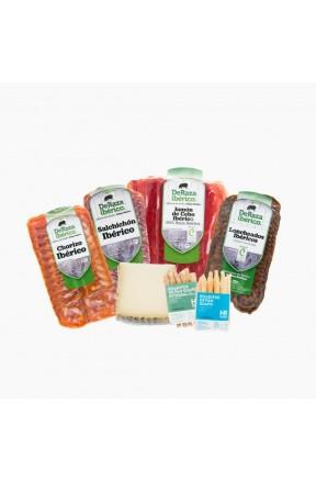 Pack Ibéricos Gourmet Enrique Rech en envase