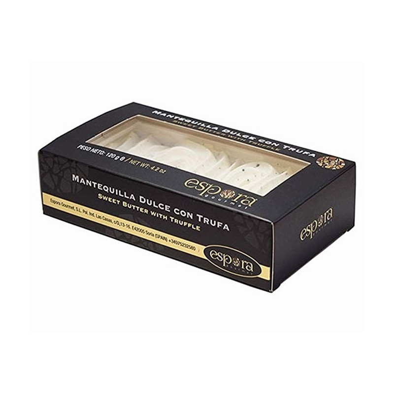 Mantequilla Dulce con Trufa 120G envase
