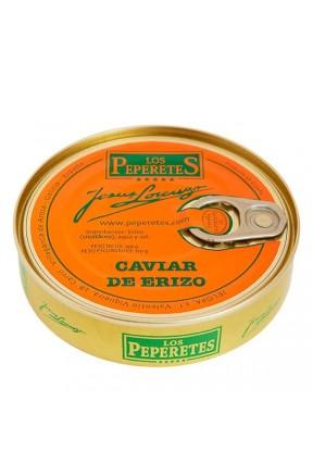 Caviar de Erizo Peperetes 120 gr envasado