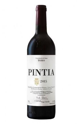 Pintia  2015 75 cl embotellado