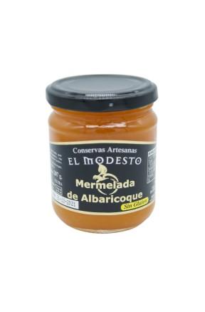 Mermelada Albaricoque El Modesto T/C 180 gr producto