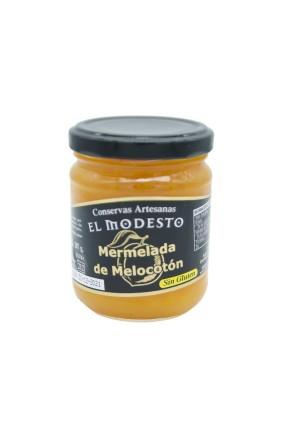 Mermelada Melocotón El Modesto T/C 180 gr producto