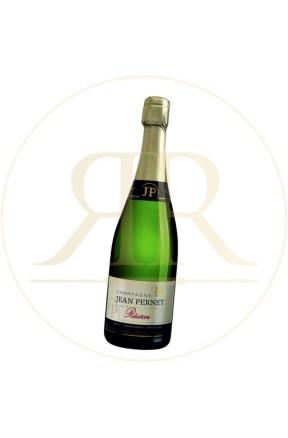 Champagne Jean Pernet Reserve 75 CL embotellado