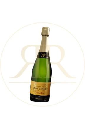 Champagne Jean Pernet Tradicion Brut 75 cl. embotellado