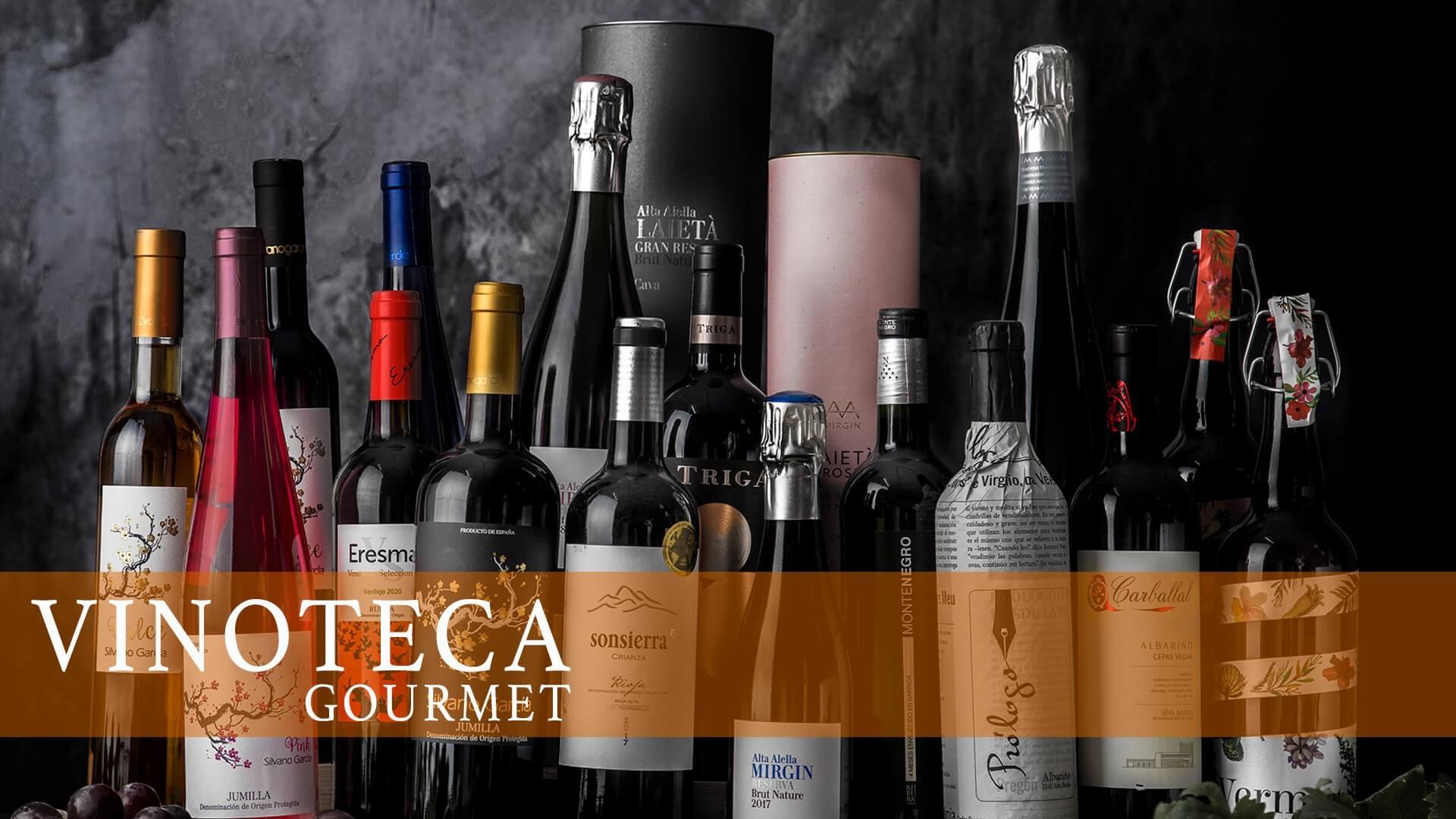 Tienda de vinos online. Descubre nuestra vinoteca Enrique Rech