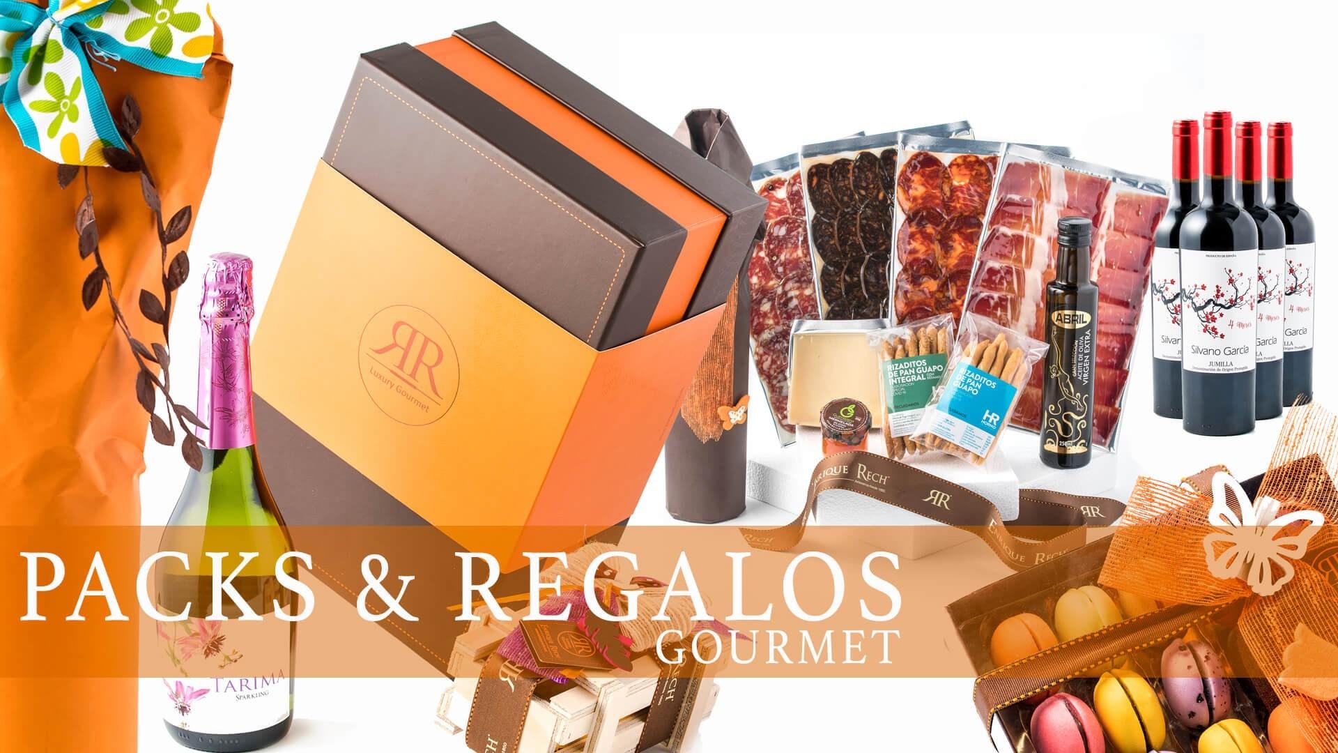 Cajas Gourmet y Regalos Gourmet: descubre nuestra selección
