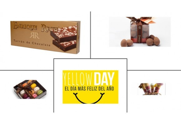 Feliz Yellow Day!!